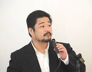 Web担当者Forum 安田編集長